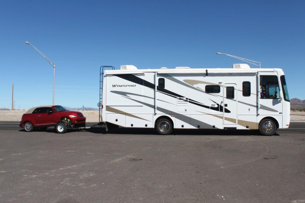 2007 Thor Motor Coach Four Winds 34R