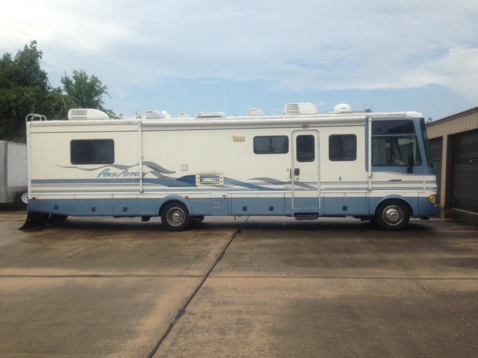 Fleetwood Pace Arrow 37s Rvs For Sale