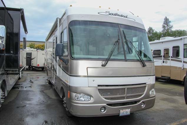 2002 Fleetwood Southwind Rvs For Sale