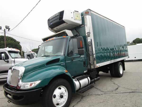 2010 International 4400  Refrigerated Truck