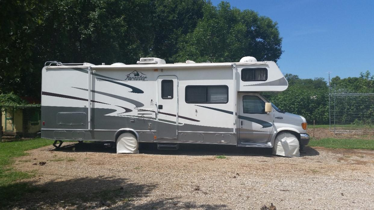 2006 Forest River Forester 2861DS