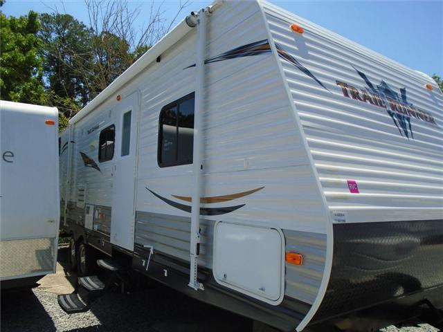Heartland Rv Heartland Trail Runner 30odk Rvs For Sale