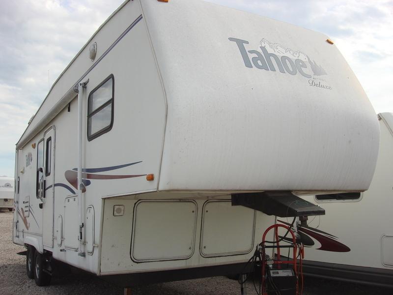 2001 Thor Motor Coach Tahoe Deluxe 26RKSS