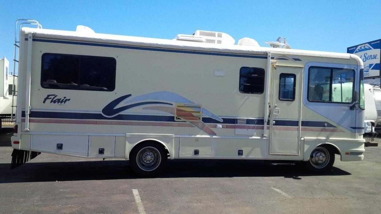 Fleetwood Flair Motor Home Rvs For Sale
