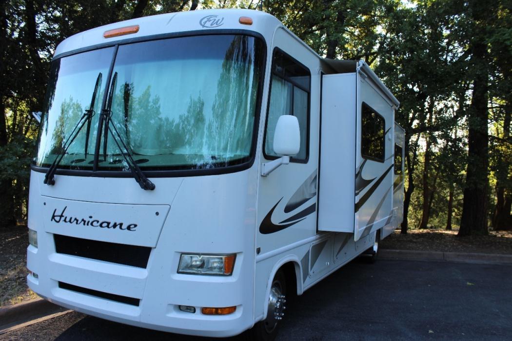 Thor motor coach hurricane rvs for sale in san diego for Thor motor coach hurricane