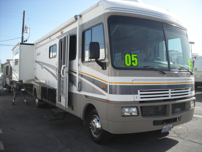 Fleetwood Bounder 35 E Rvs For Sale In Nevada