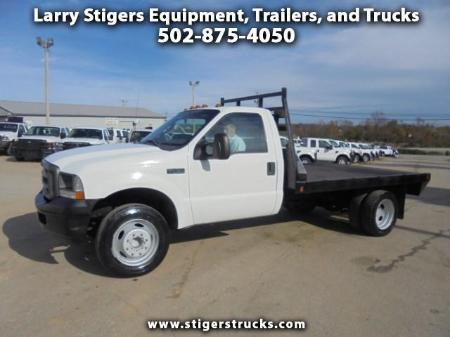 2003 Ford F-450  Flatbed Truck