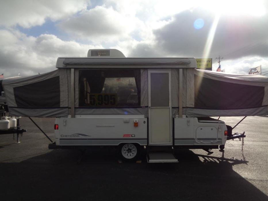 Fleetwood Coleman Cheyenne Rvs For Sale