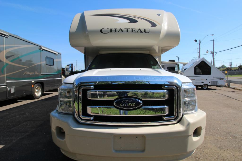 2015 Thor Industries Chateau 33SW