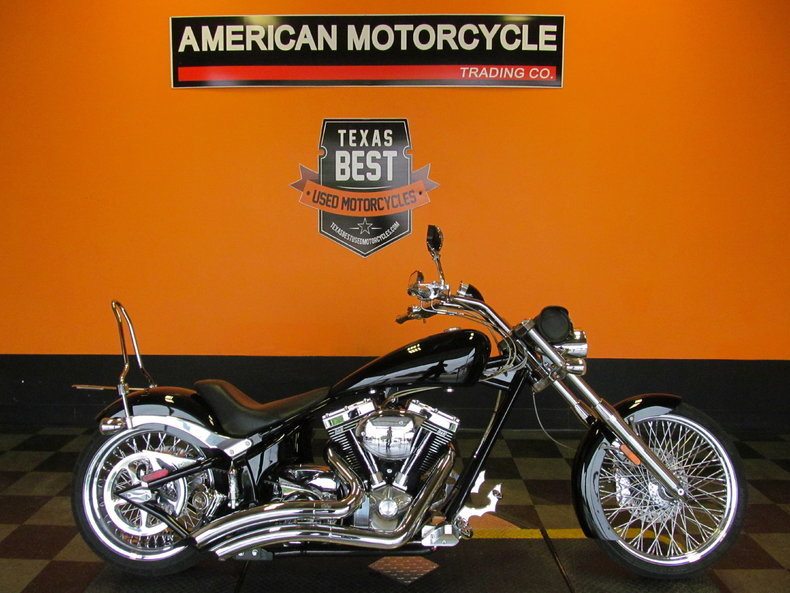 2007 Harley-Davidson FXSTC