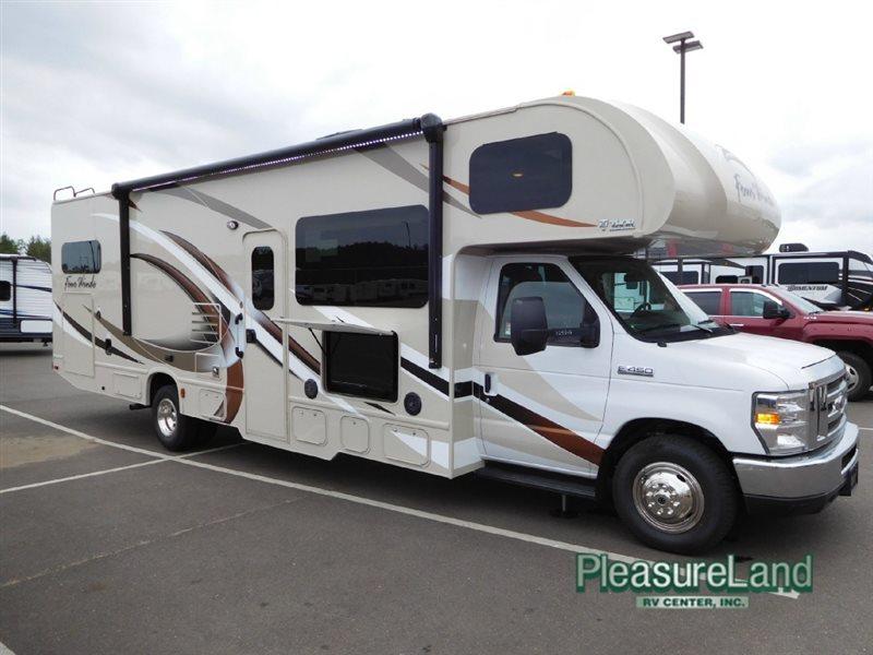 Thor Motor Coach Four Winds 31e Bunkhouse Rvs For Sale