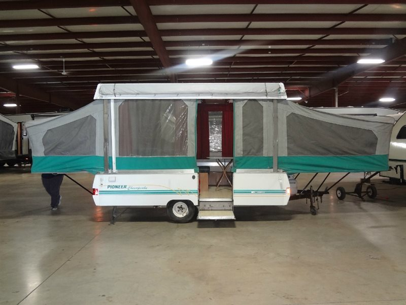 1992 Coleman Pop Up Campers Rvs For Sale