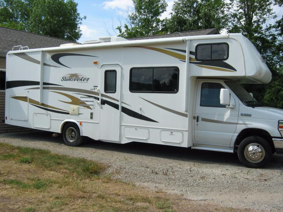 2012 Forest River Sunseeker 2860DS