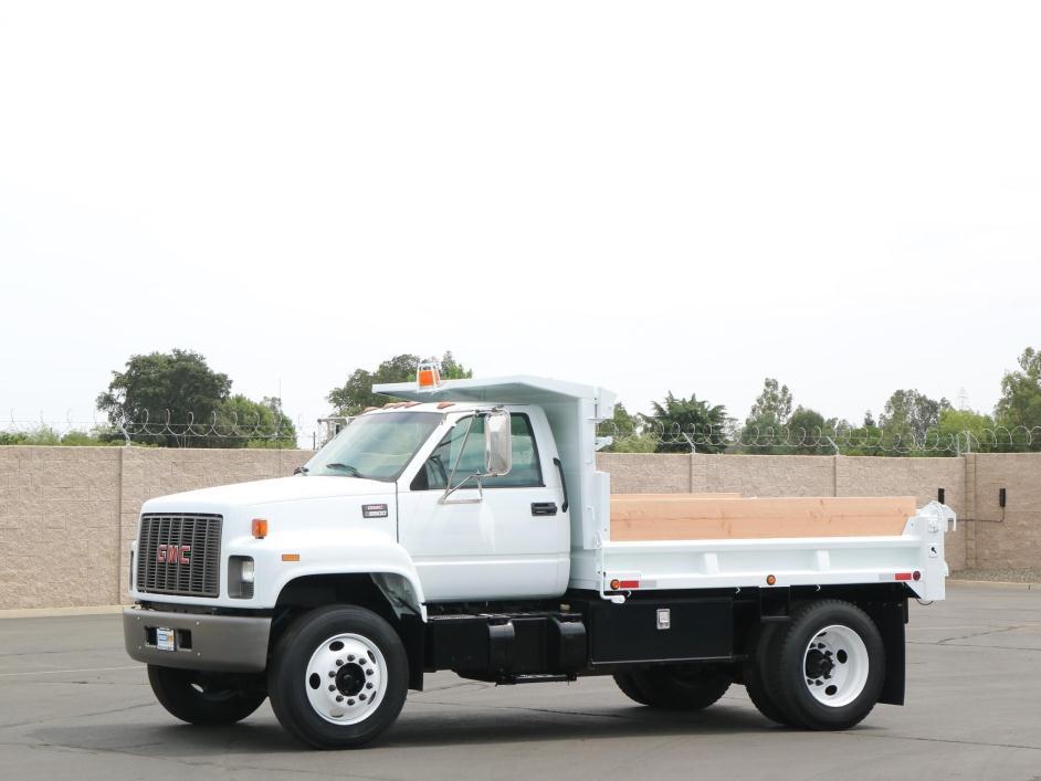 Dump Truck For Sale In Sacramento California