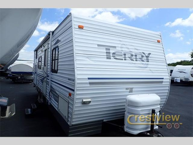 2004 Fleetwood Rv Terry 280BH