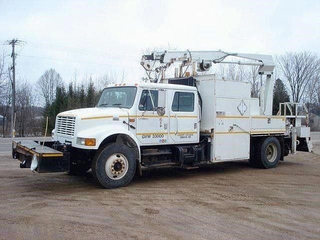 Utility Truck For Sale In Wisconsin