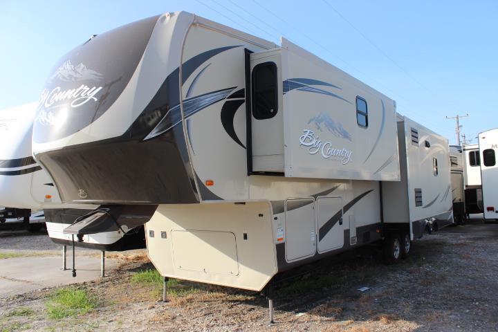 2012 Heartland Rv Big Country BC 3450TS