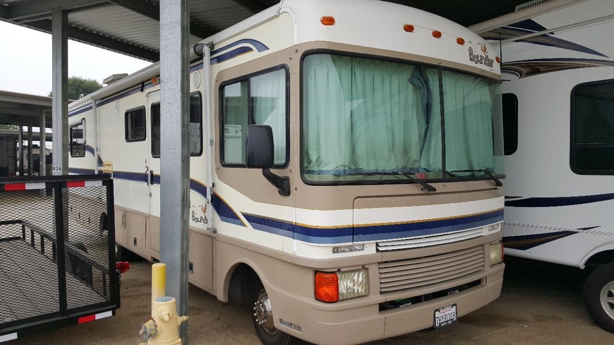 Fleetwood Bounder 35j RVs For Sale