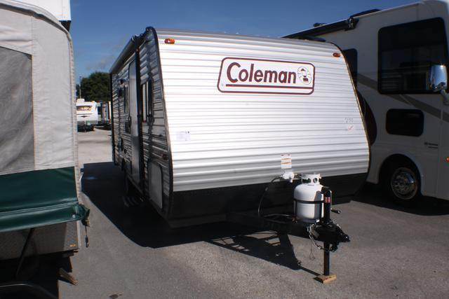 2017 Coleman Coleman CTS17FQ