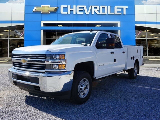 2015 Chevrolet Silverado 2500hd Built After Aug 14 Crew Cab