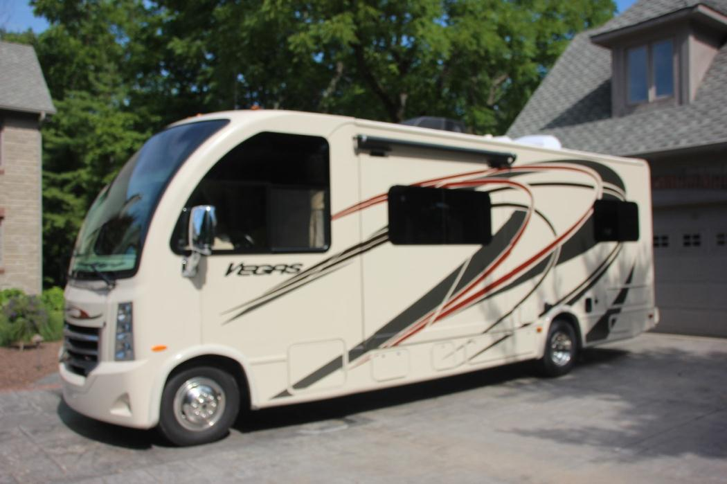 Thor Vegas Rvs For Sale In Indiana