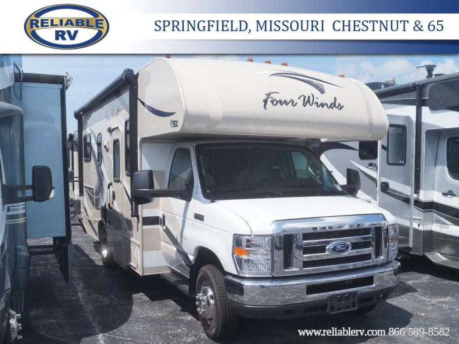 Thor motor coach four winds 23u rvs for sale for Thor motor coach rv for sale
