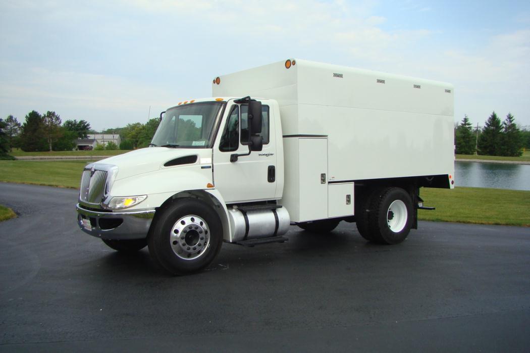 2011 International 4300 Chipper Truck