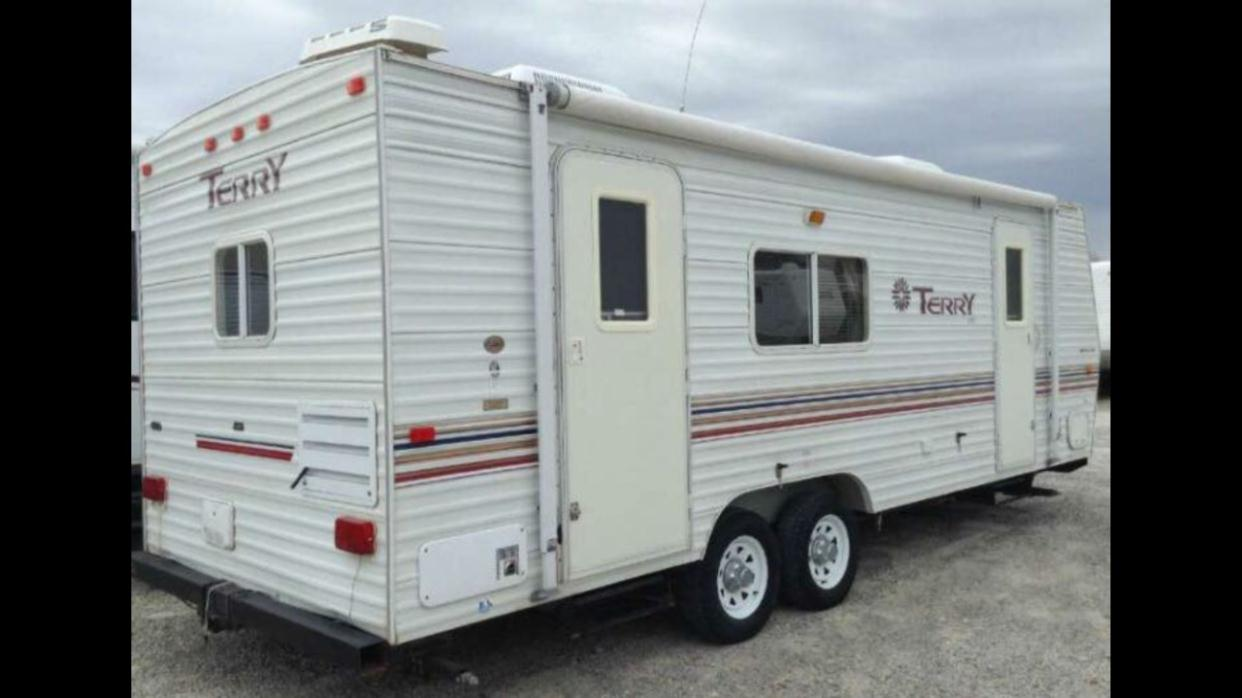2004 Fleetwood Terry Lite