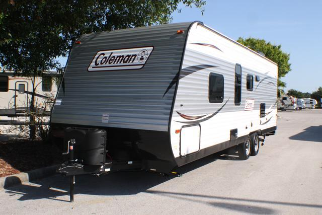 2017 Coleman Coleman CTS274BH