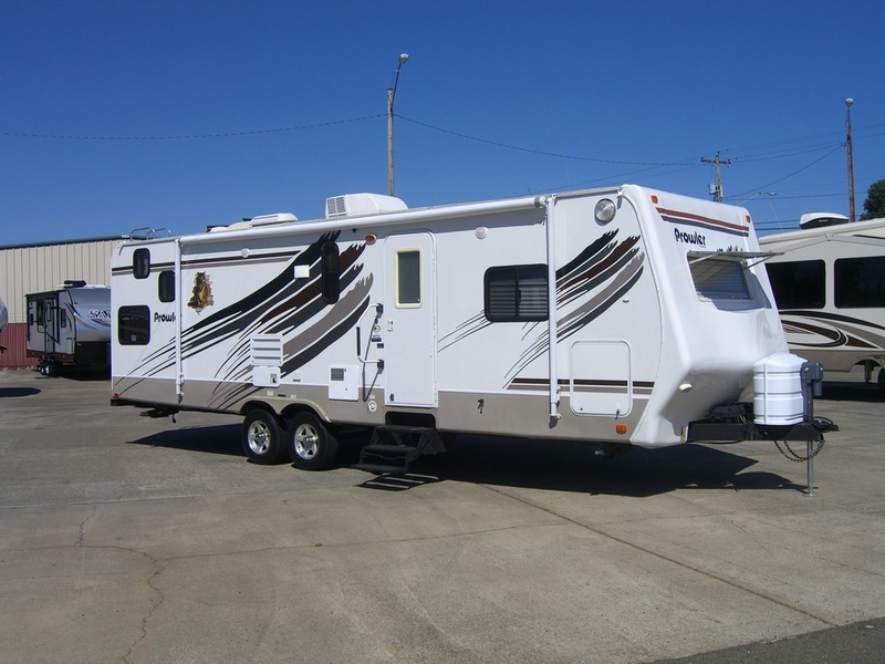 2008 Fleetwood Prowler 2702-BS
