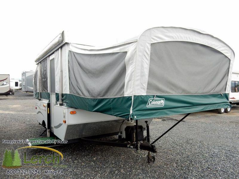 Pop Up Camper Awning : Coleman pop up camper awning bag rvs for sale