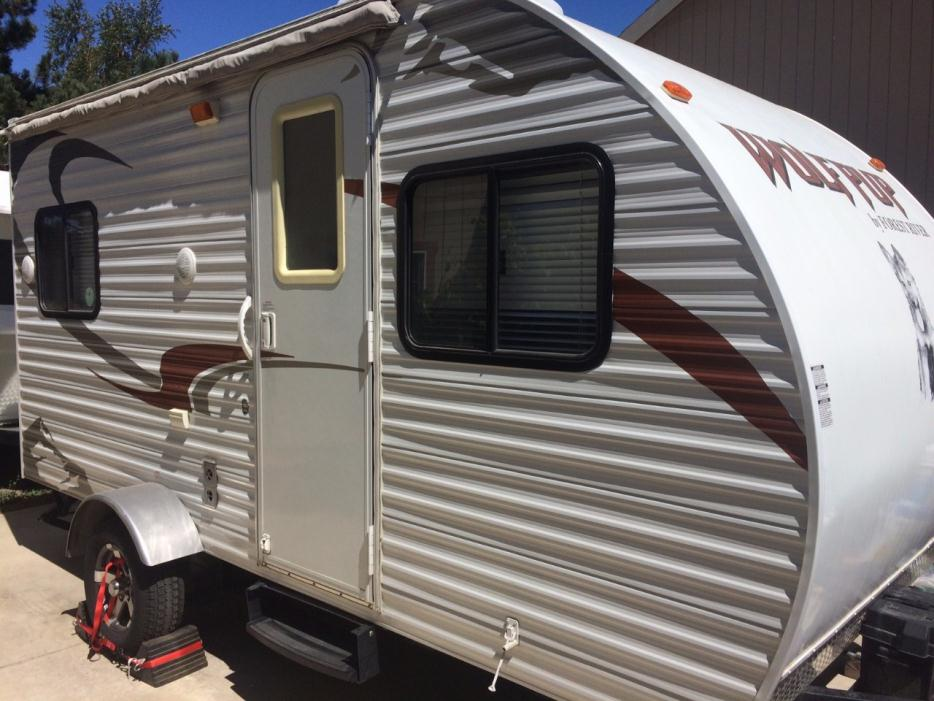 Forest River Wolf Pup Rvs For Sale In California