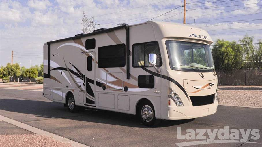 Thor motor coach ace 30 3 rvs for sale for 2017 thor motor coach ace