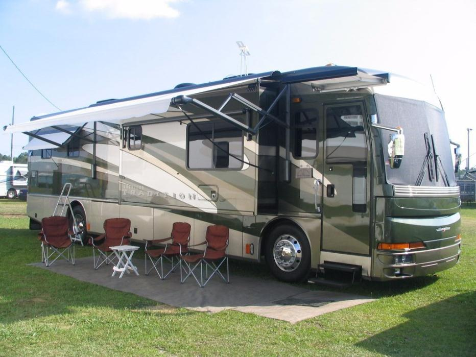 2004 Fleetwood American Tradition 40VS