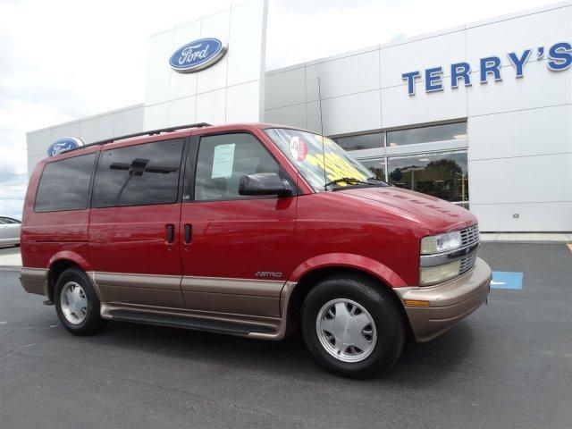 2000 Chevrolet Astro Passenger  Passenger Van