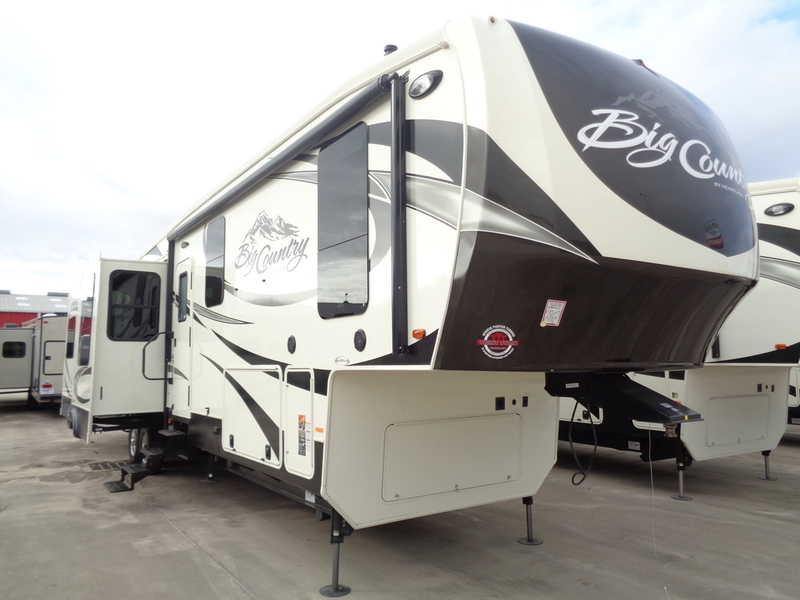 Heartland Big Country Bc 4010 Rd Rvs For Sale