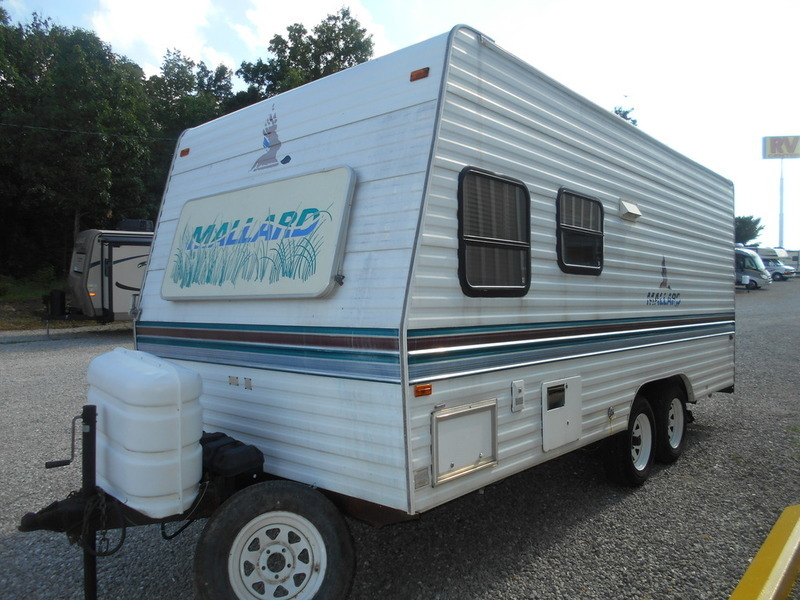 Fleetwood Mallard 19n RVs for sale