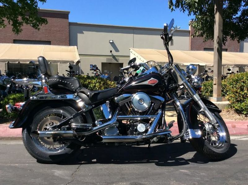 1999 Flstc Motorcycles for sale