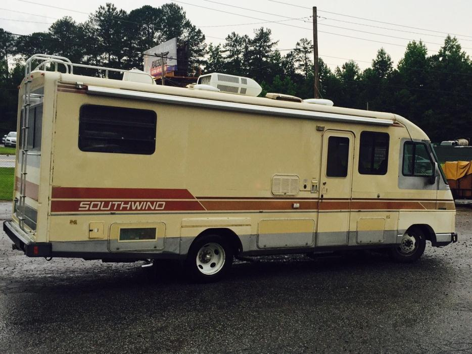 1988 Fleetwood Southwind Rvs For Sale
