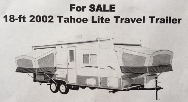2002 Thor Motor Coach Tahoe 18DT