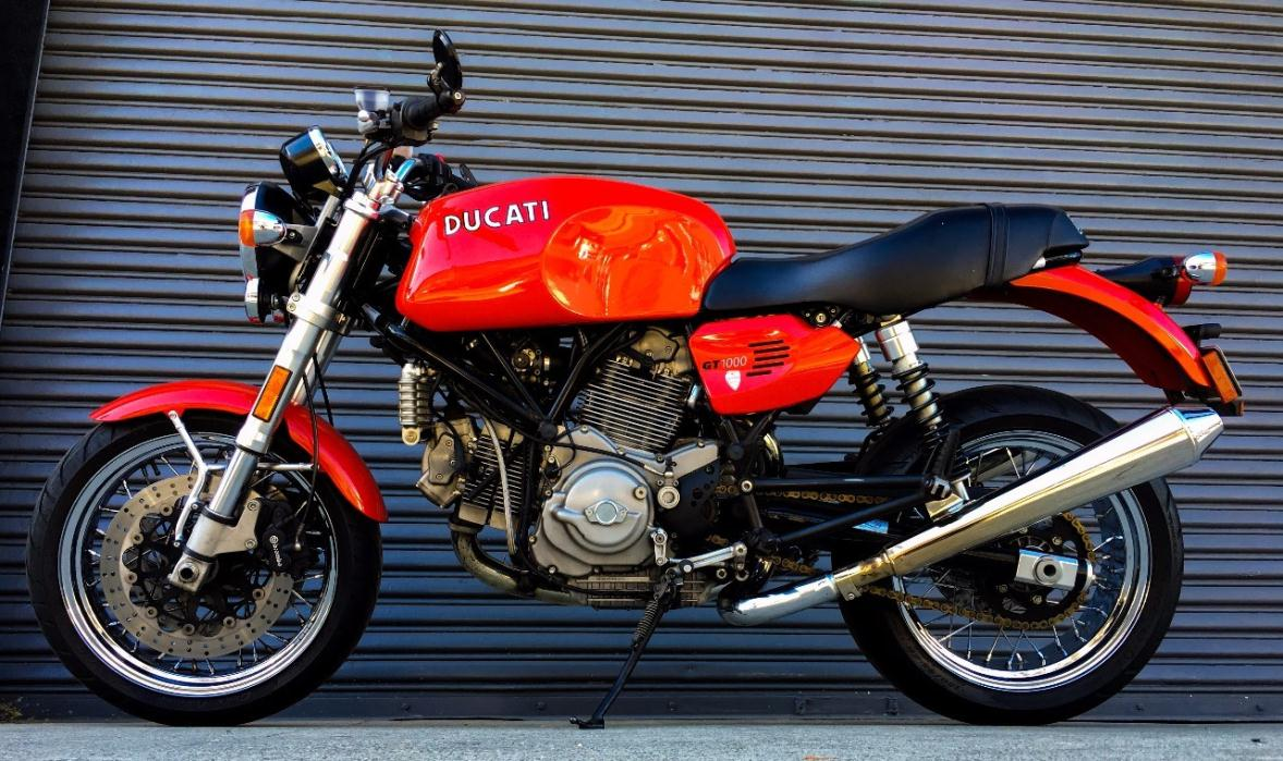 Ducati Gt 100 Motorcycles For Sale Bevel Fuse Box 2008 Harley Davidson Sportster 1200 Low