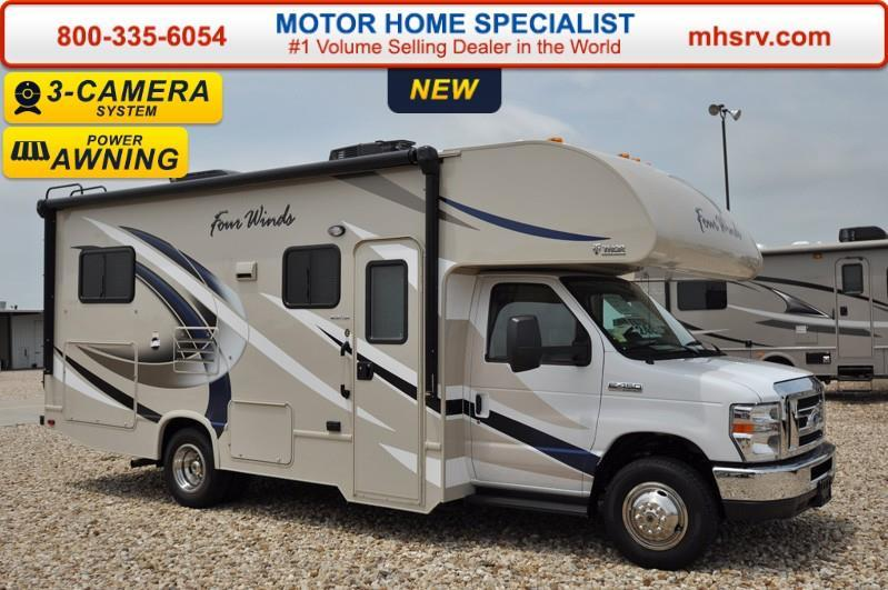 Thor motor coach four winds 24c rvs for sale in texas for Thor motor coach rv for sale
