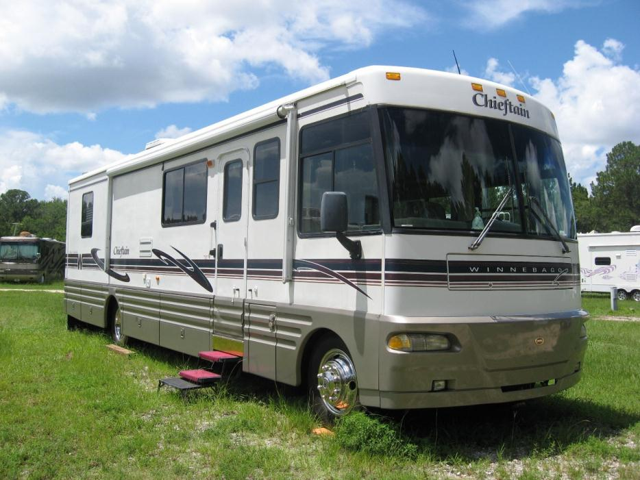 Winnebago Chieftain 36 L Rvs For Sale In Jacksonville, Florida