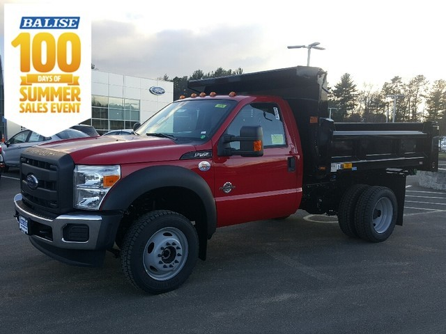 2016 Ford Super Duty F-550 Drw Pickup Truck