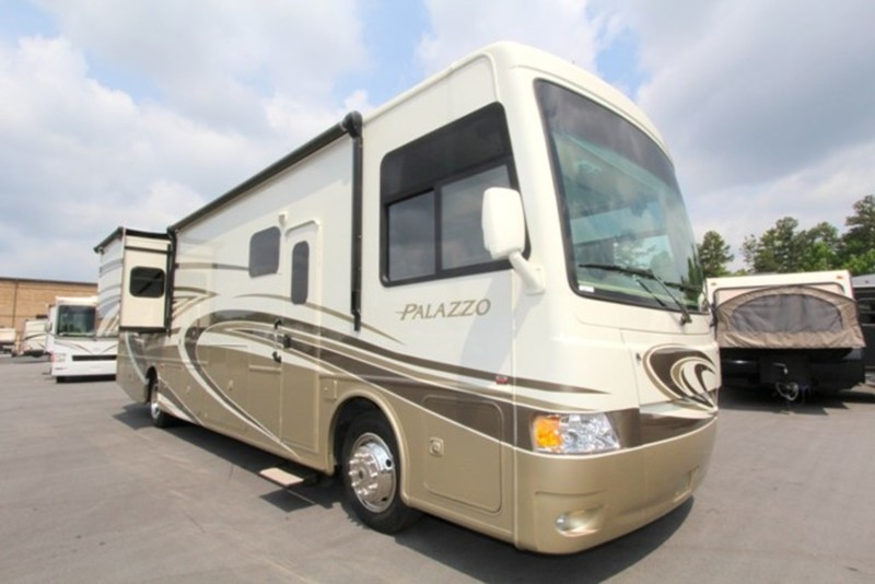 Thor motor coach palazzo rvs for sale in georgia for 2014 thor motor coach palazzo 36 1