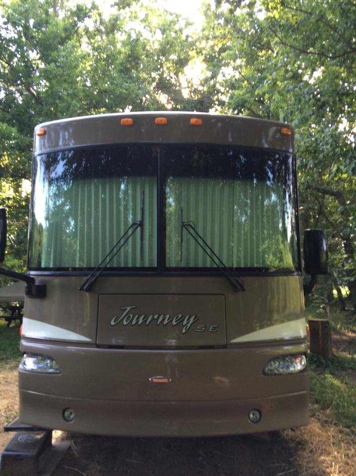 2007 Winnebago Journey 36SG