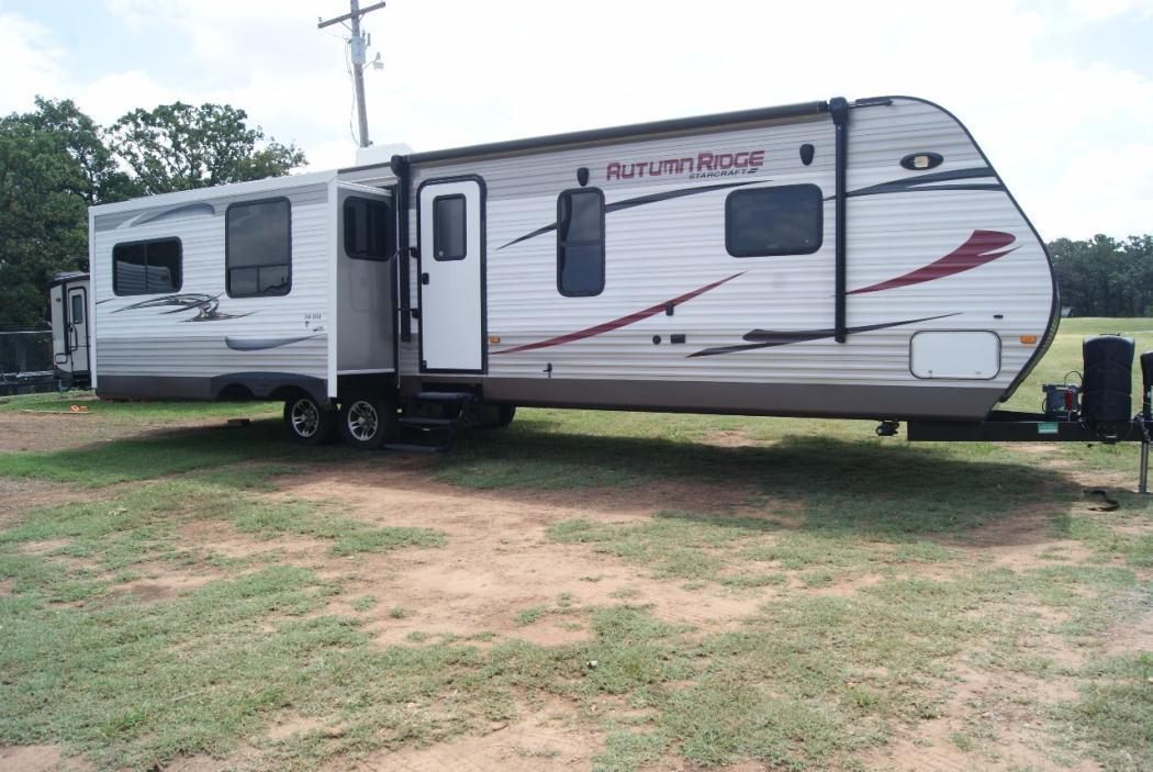 2010 Starcraft Autumn Ridge 346resa rvs for sale in Oklahoma