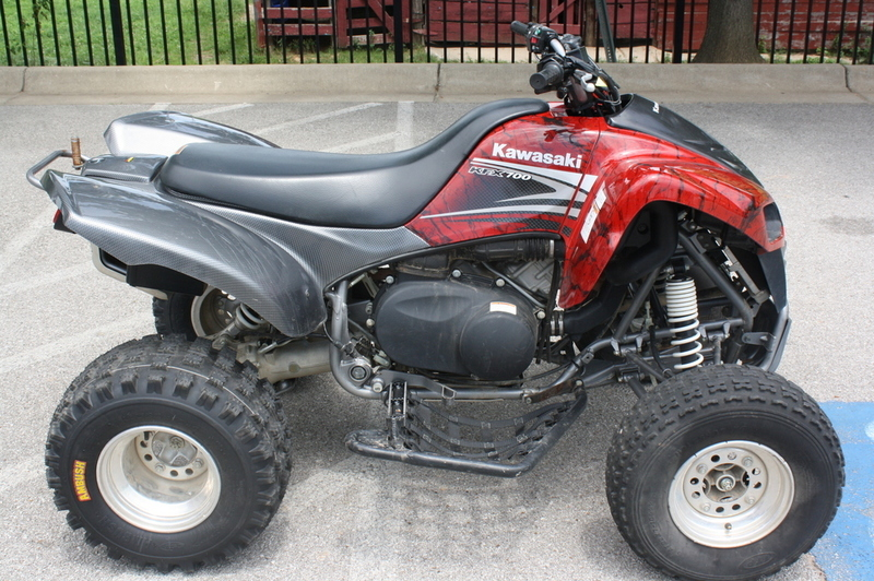 kawasaki kfx 700 motorcycles for sale in arkansas. Black Bedroom Furniture Sets. Home Design Ideas