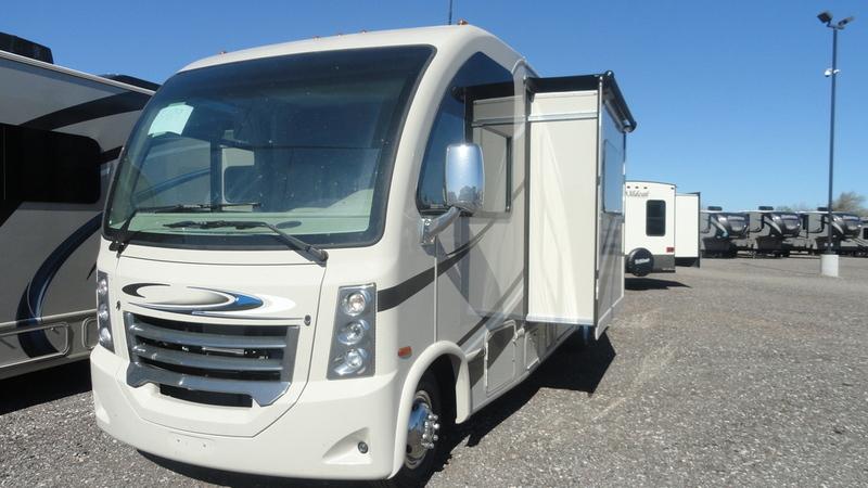 Thor motor coach vegas 25 4 rvs for sale for Thor motor coach vegas