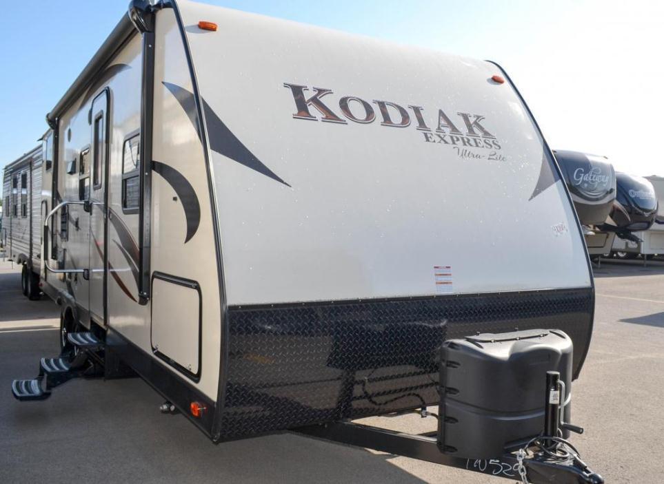 2017 Dutchmen Kodiak Express 255 BHSL